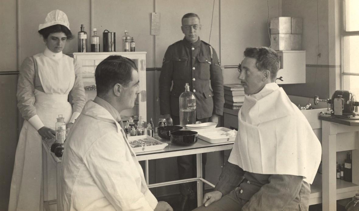 King George Military Hospital